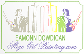 Eamonn Dowdican - Sligo Oil Painting