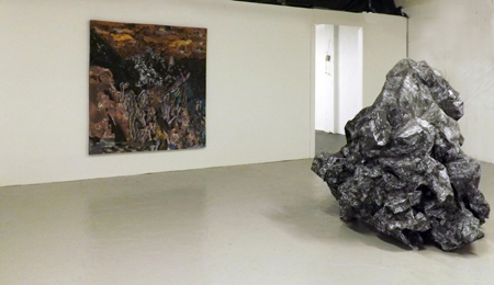 'Salient and Rural Memory', Exhibition Installation View