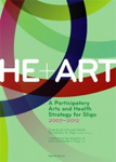 Arts and Health Strategy cover